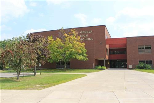 Threatening note found at Geneva HS; prompts temporary 'hold-in-place'